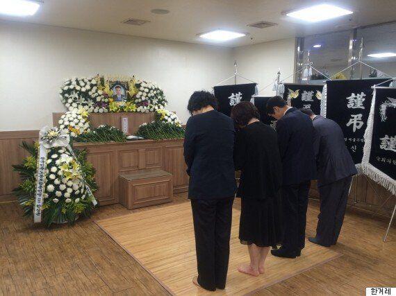 세월호 민간 잠수사의 사망에 박주민 더민주 의원이 남긴