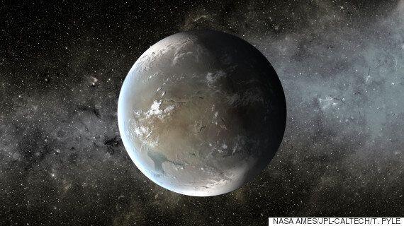 생명이 존재할 수 있는 1,200광년 거리의 행성이