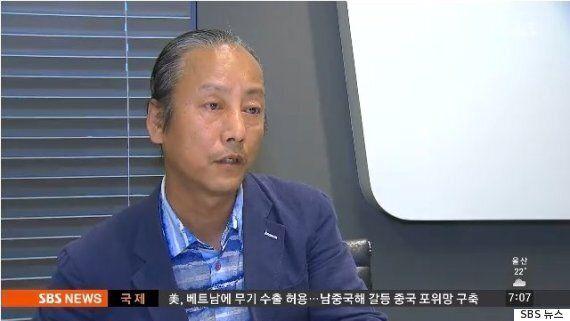 조영남 대작작가가 SBS 뉴스와의 인터뷰에서 직접 밝힌 '난감한'
