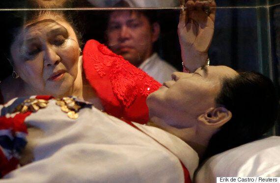 필리핀 대통령 당선인 로드리고 두테르테의 폭주가 다시 이어지고