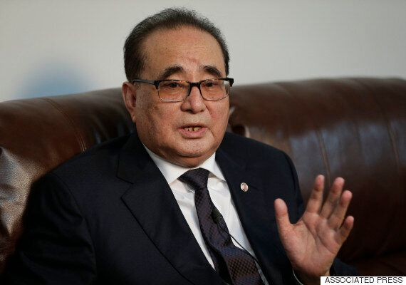 강석주 장례위원을 보면 현재 북한의 권력서열이