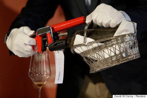 150년 넘게 숙성시킨 와인 133병이 경매에