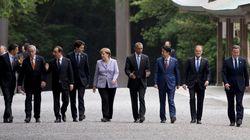 박 대통령의 아프리카 순방 동안 일본에서 벌어지고 있는