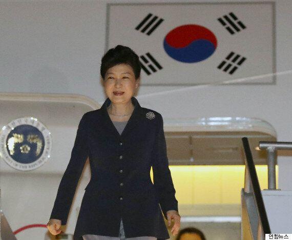 박 대통령 아프리카 간 동안 일본에선 'G7 정상회담'이