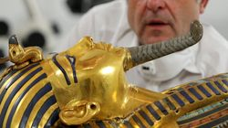 이집트 투탕카멘의 무덤에서 발견된 단검은 외계에서 온 철로 만들어졌다