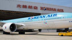 319명 탄 대한항공기 일본서 이륙 전 화재