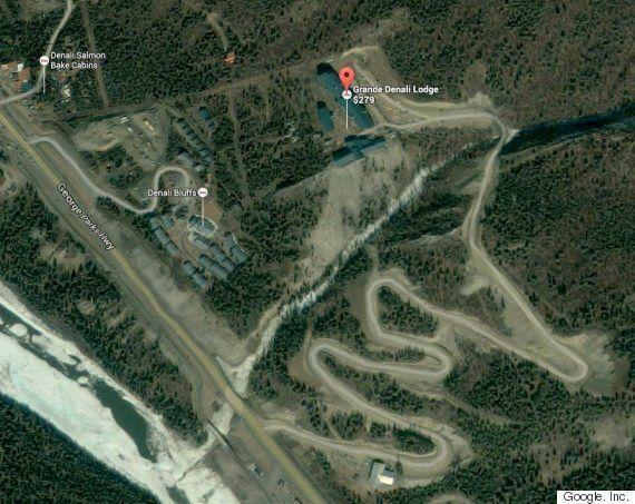 알래스카에는 '모기가 사람을 잡는' 표지판이
