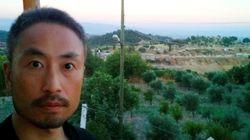 시리아 억류 일본언론인 새 영상