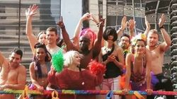배두나, 브라질 게이 프라이드 퍼레이드에