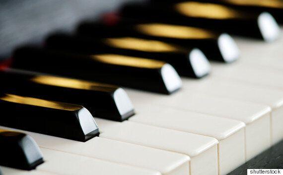 이게 바로 구글 예술창작 인공지능 '마젠타'가 처음으로 작곡한 피아노
