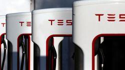 테슬라 모델3는 충전소 무료로 못