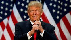 트럼프가 무슬림에게 '구애'를