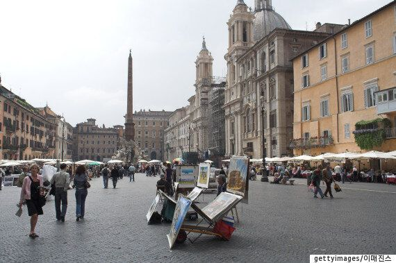 뒷골목이 매력적인 로마를 드라마틱하게 여행하는 방법