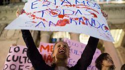 10대 소녀를 집단으로 성폭행한 동영상이 공개돼 브라질 사회가 분노하고