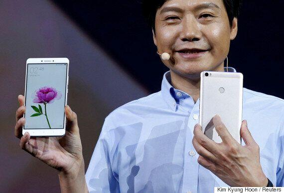 샤오미의 패블릿은 충전 없이도 2주 이상 사용할 수