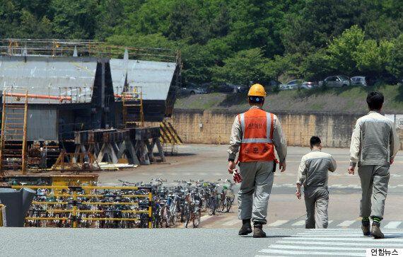 STX조선 결국 법정관리... 중국은 조선업 구조조정