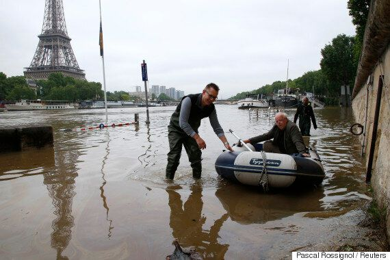 독일과 프랑스, 홍수 피해로 10명 사망. 루브르 박물관은 잠정