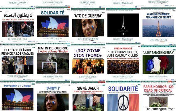 허핑턴포스트는 어떻게 글로벌미디어가