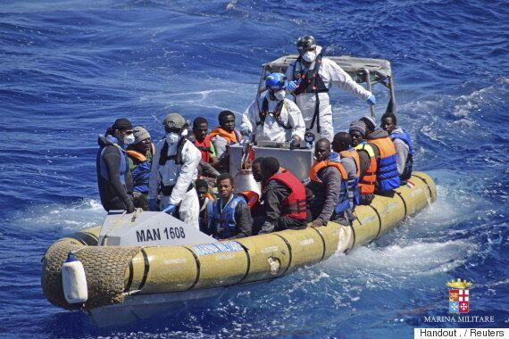 유엔난민기구, '지중해에서 익사한 난민이 이번주에만 700명에 달할지도