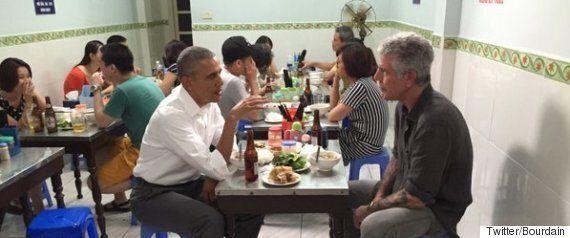 오바마가 베트남에서 먹은 쌀국수를 당신도 먹을 수