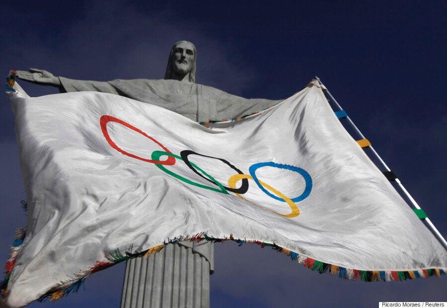 올림픽을 앞둔 브라질의 모든 것이 잘못되어 가고