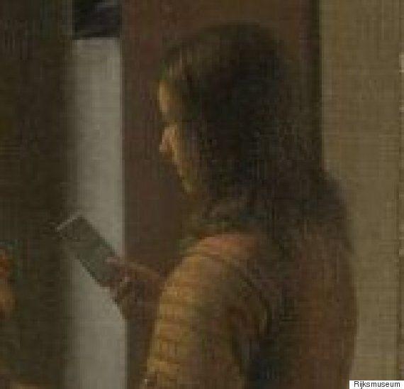 팀 쿡도 놀라게 한 350년 전 그림 속의