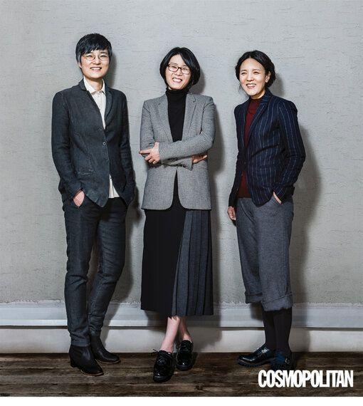 대한민국에서 여성으로 일한다는