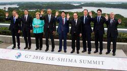 G7 정상, 북한 도발을