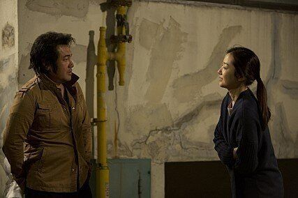 김보성의 신작 영화 포스터가