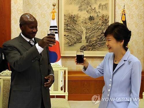 박 대통령, 아프리카 3개국 순방