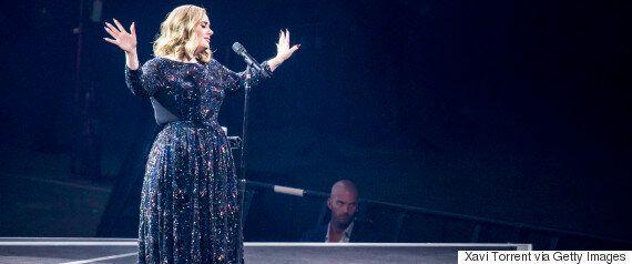 아델이 콘서트를 또 한 번