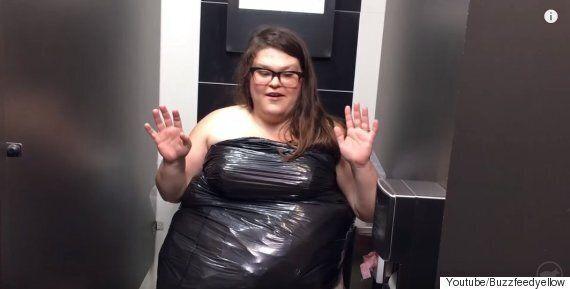 웨딩드레스를 입고도 화장실에 갈 수 있는 4가지