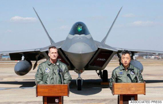 5년 전 생산이 중단됐던 F-22 랩터의 생산 재개 가능성이 더