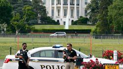 백악관 경내에서 총격사건이