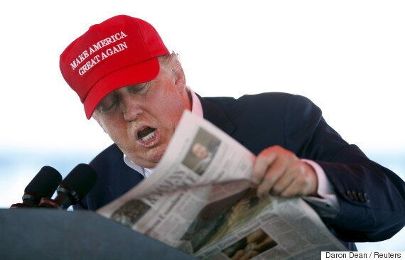 트럼프는 '월스트리트와 친하다'고 말하지만 월가는 그렇게 생각하지