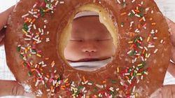 미국 '도넛의 날'을 기념하는 역대급