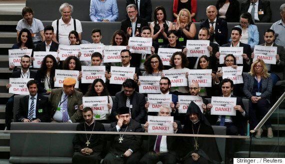 독일 의회, 오스만제국의 아르메니아인 살해를 '집단학살'로