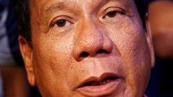 '필리핀의 트럼프', 대통령 당선