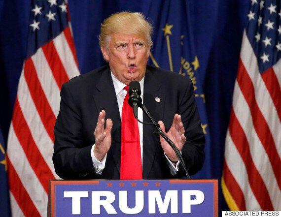 트럼프, '주한미군 주둔비용을 한국이 100% 부담해야 한다'고