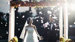 김가연-임요환, 드디어 결혼식을