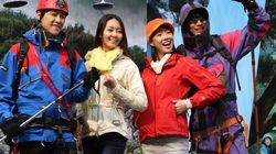 한국 여행객이 어딜 가나 등산복을 입는 게 창피한