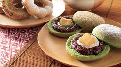 동서양의 '맛의 조화'를 이룬 일본의 신상 도넛