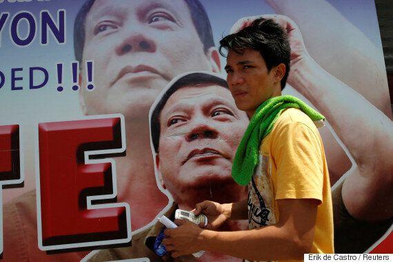 '필리핀의 도널드 트럼프'는 어떻게 대통령이