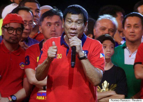 '미성년자 통금' 필리핀 대통령 당선인의 놀라운 한