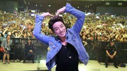 황치열, 첫 중국 팬미팅