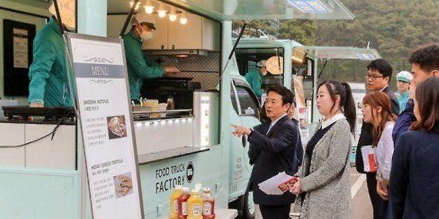 '규제개혁의 상징' 푸드트럭 1호가 6개월 만에 폐업한