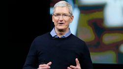 애플 팀 쿡, '위기론'을 반박하다