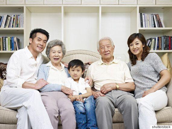 '부모는 가족이 부양해야 한다'는 인식이 크게