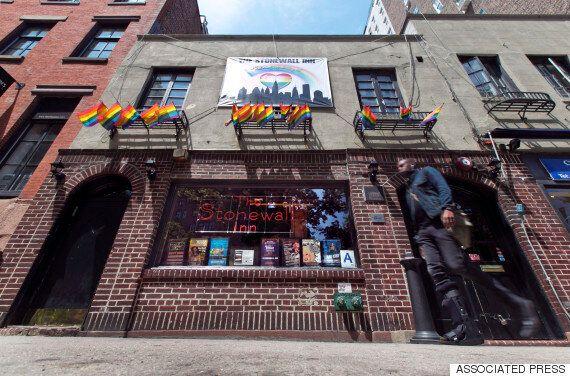LGBT 인권 운동의 성지 '스톤월'을 기념하는 미국 국가기념비가