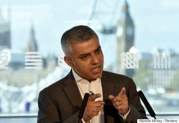 최초의 무슬림 런던 시장이